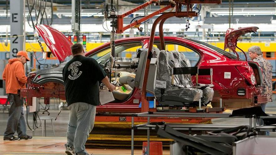 El sector del automóvil, centro de la renegociación del TLCAN