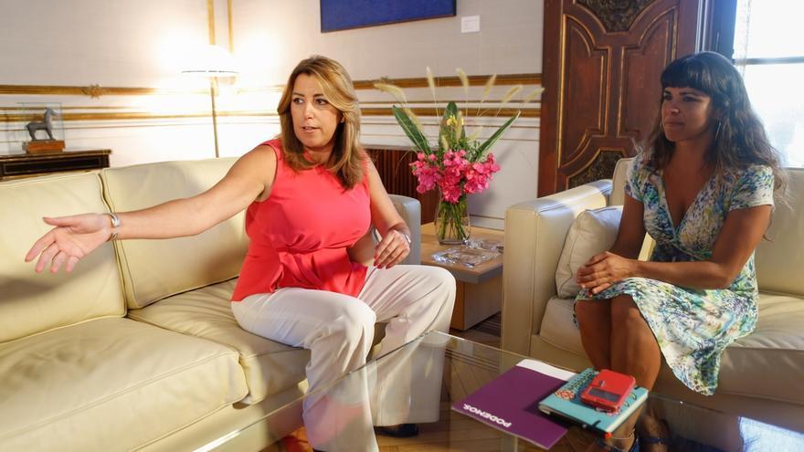 """Rodríguez saluda que Díaz quiera acordar pero le pide coherencia porque """"no puede pedir dinero y agujerear la hacienda"""""""