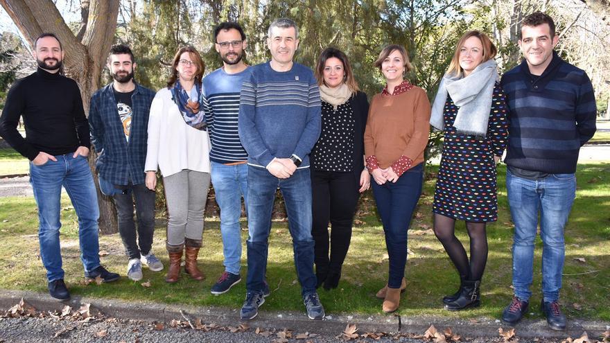 Nueva Junta de Gobierno del Colegio Oficial de Trabajo Social de Castilla-La Mancha