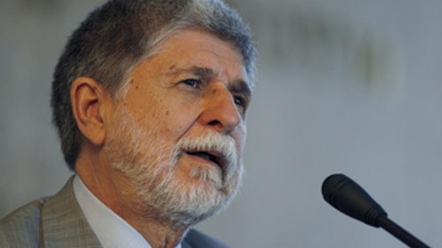 Ministro de Asuntos Exteriores brasileño, Celso Amorim