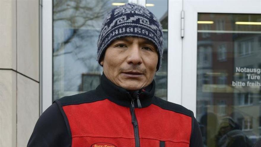 Un campesino peruano demanda al gigante eléctrico alemán RWE por el cambio climático