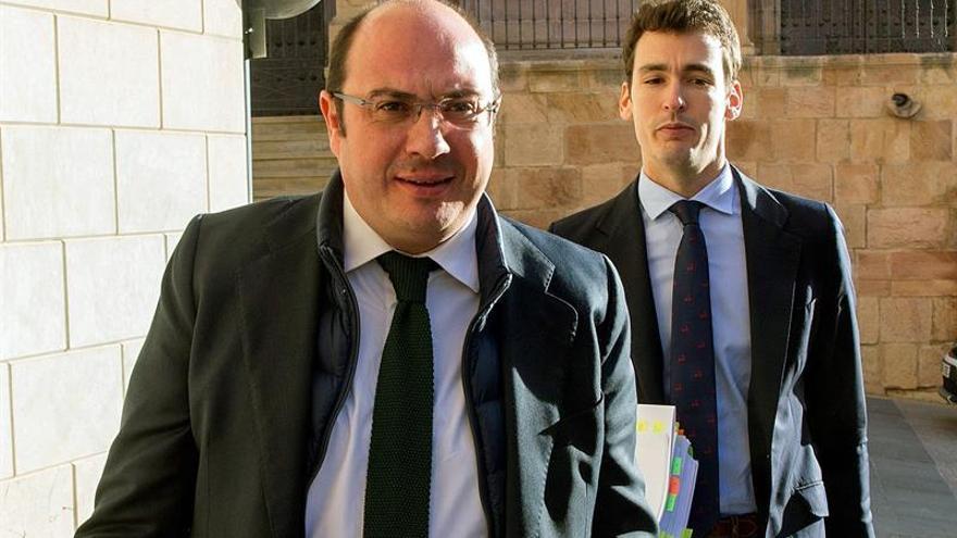 Procesan al expresidente Murcia Pedro Antonio Sánchez por prevaricación y falsedad