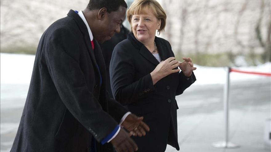 Merkel aboga por estrechar los lazos comerciales entre la UE y la CELAC