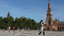 La presión hospitalaria por coronavirus en Andalucía cae por debajo de los 300 pacientes