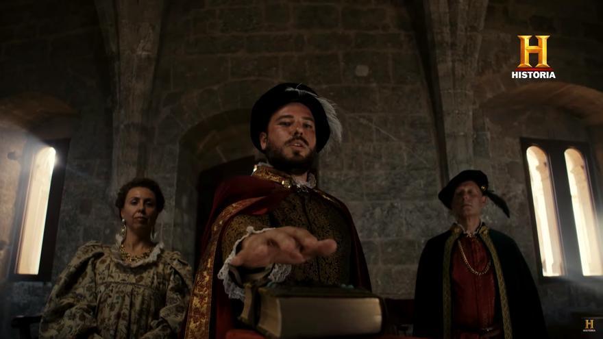 Canal Historia prepara el desembarco de los 'Piratas en Baleares', su docuserie con IB3 que ya tiene fecha de estreno
