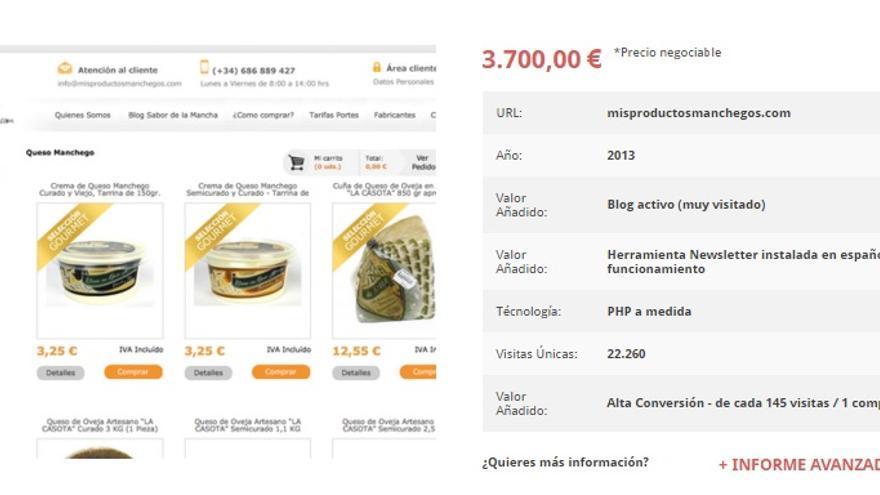 Algunos muestran interés en conseguir el tráfico de blogs de la misma temática que sus tiendas
