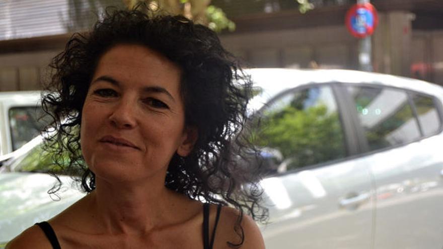Maribel Mora.