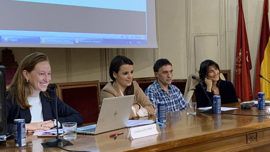 De la Hoz, Otazu, Eziolatza y Varona, en la jornada celebrada en Pamplona