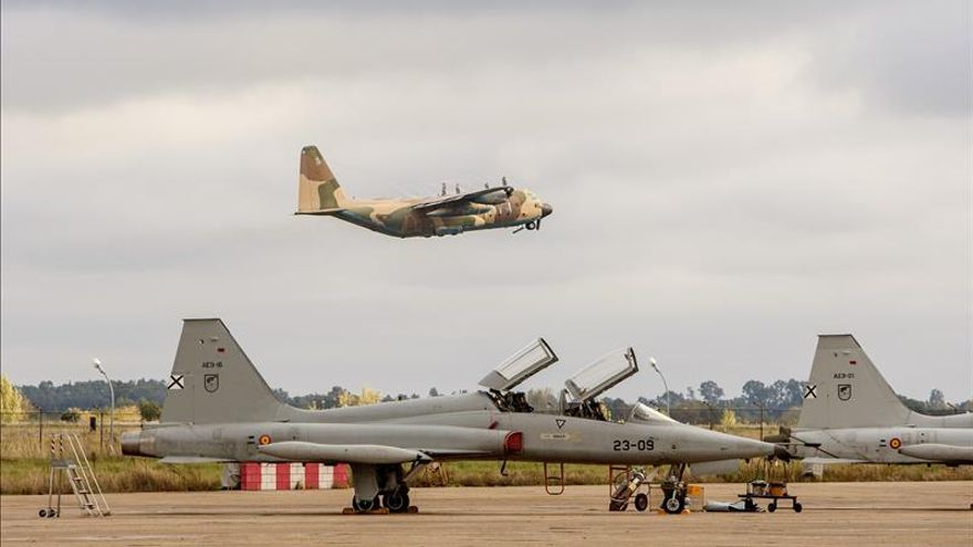 Parten los primeros 20 militares españoles del relevo de las tropas en Mali