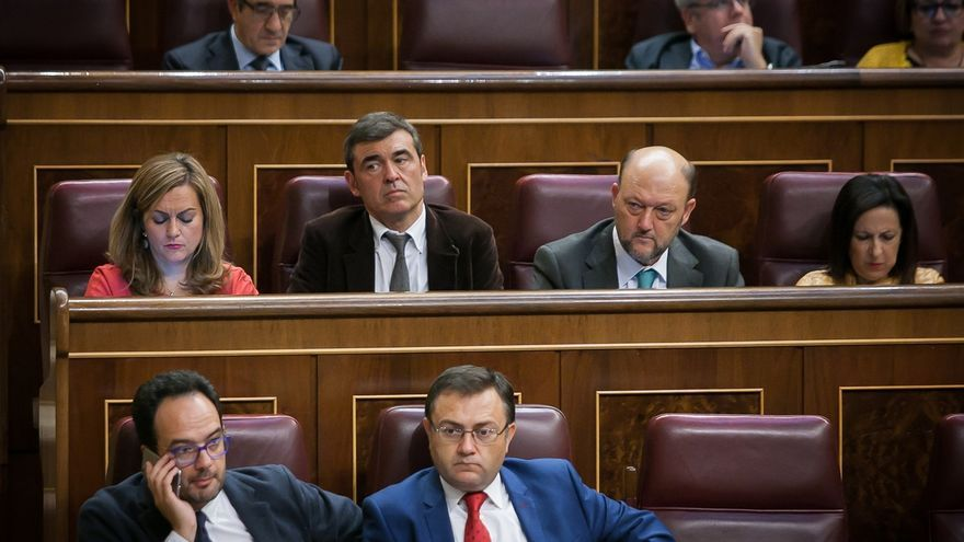 El PSOE tacha de bajeza moral y gesto pueril la negativa de Podemos al minuto de silencio por Rita Barberá