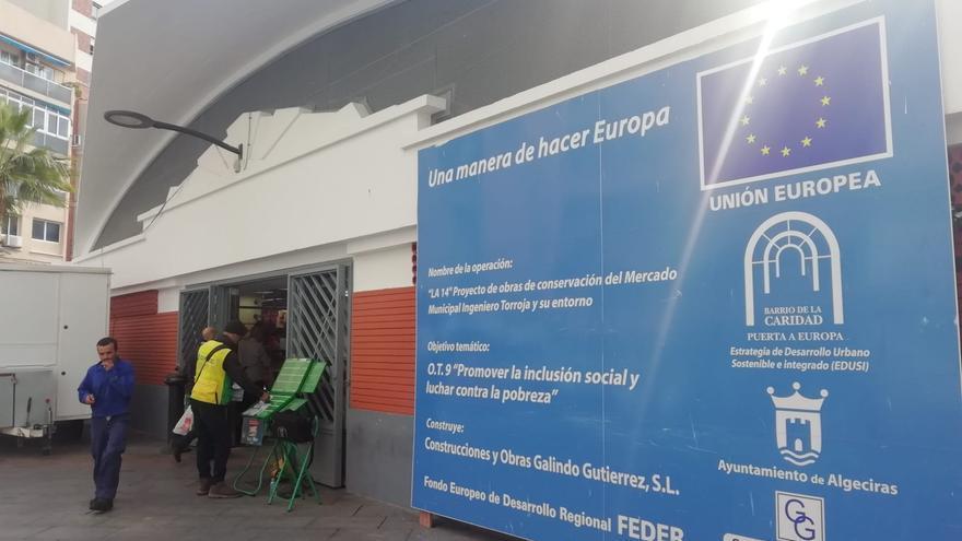 Se han invertido Fondos Europeos en la zona