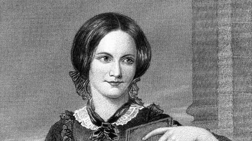 Retrato de Charlotte Brönte. (DP).