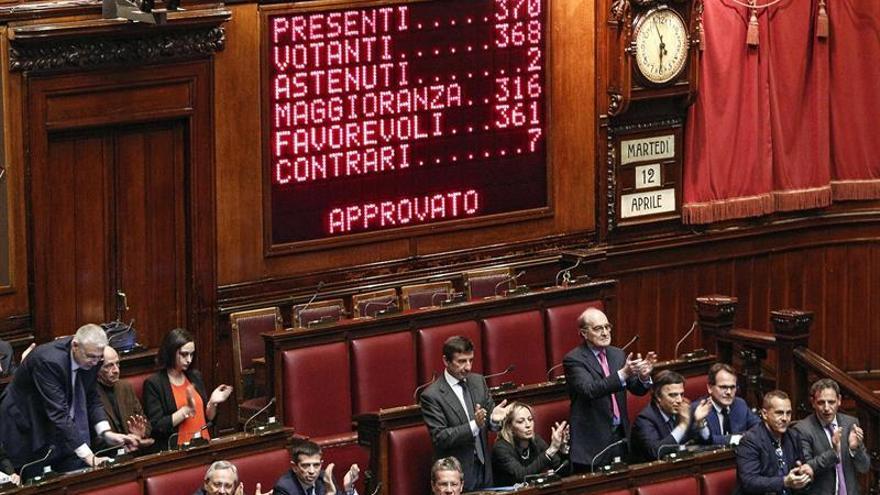 El referéndum sobre la reforma del Senado en Italia será el 4 de diciembre