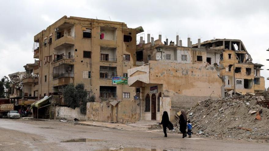 El Estado Islámico cayó hace un año en Siria pero aún no está derrotado