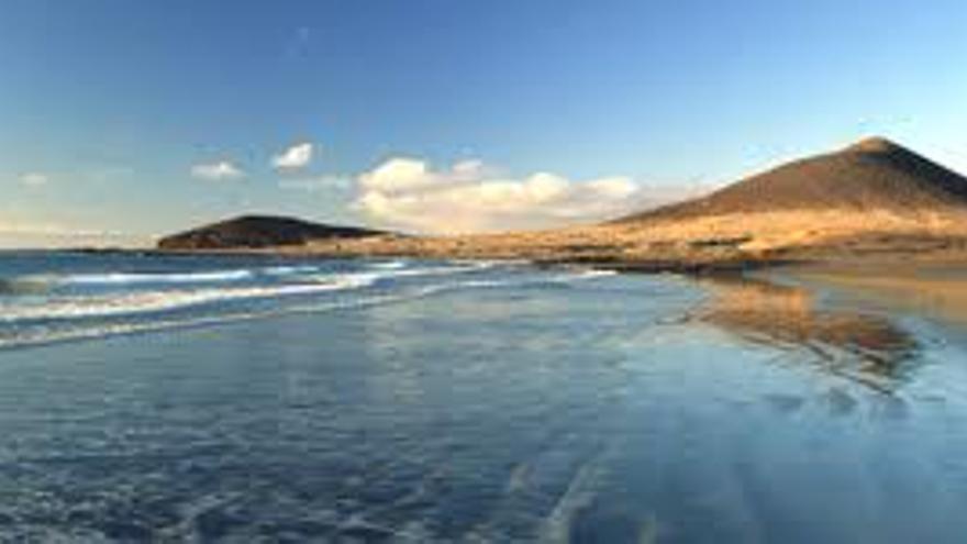 Playa de El Médano. (WEBTENERIFE.COM)