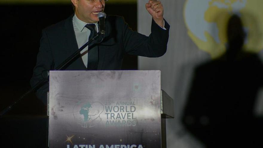"""Ecuador se lleva la mayor parte de los premios """"Oscar"""" de turismo de Suramérica"""