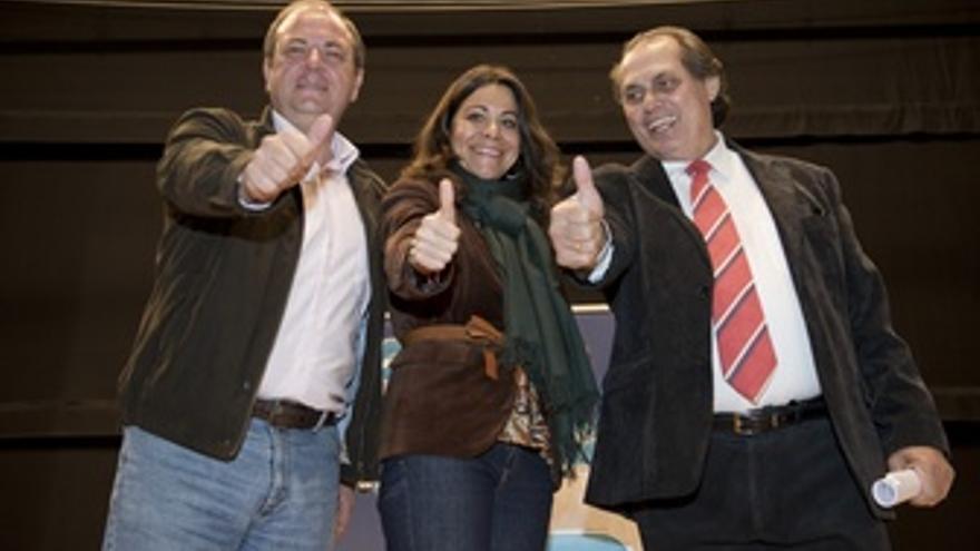 Monago Y Mariano Gallego