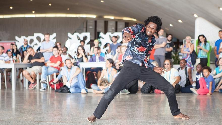 Una de las actuaciones programadas en MAPAS, en el Auditorio de Tenerife