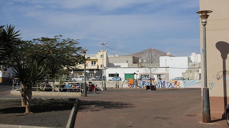 Barrio de Argana, Arrecife.
