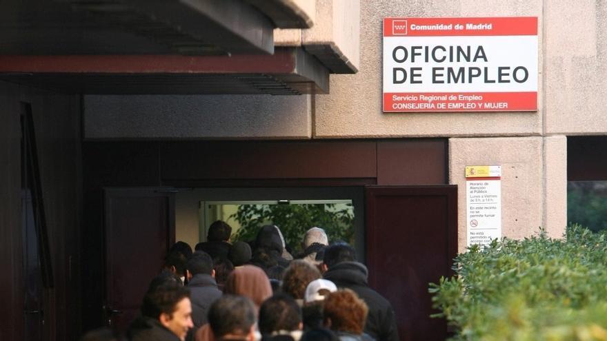 La cifra de parados en Andalucía sube en 19.555 personas en octubre hasta 1.069.011 desempleados