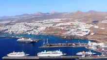 Puerto de Lanzarote.