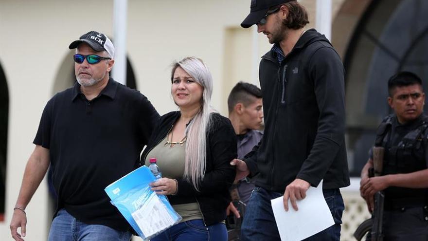 Guatemala entrega a Estados Unidos a dos narcotraficantes