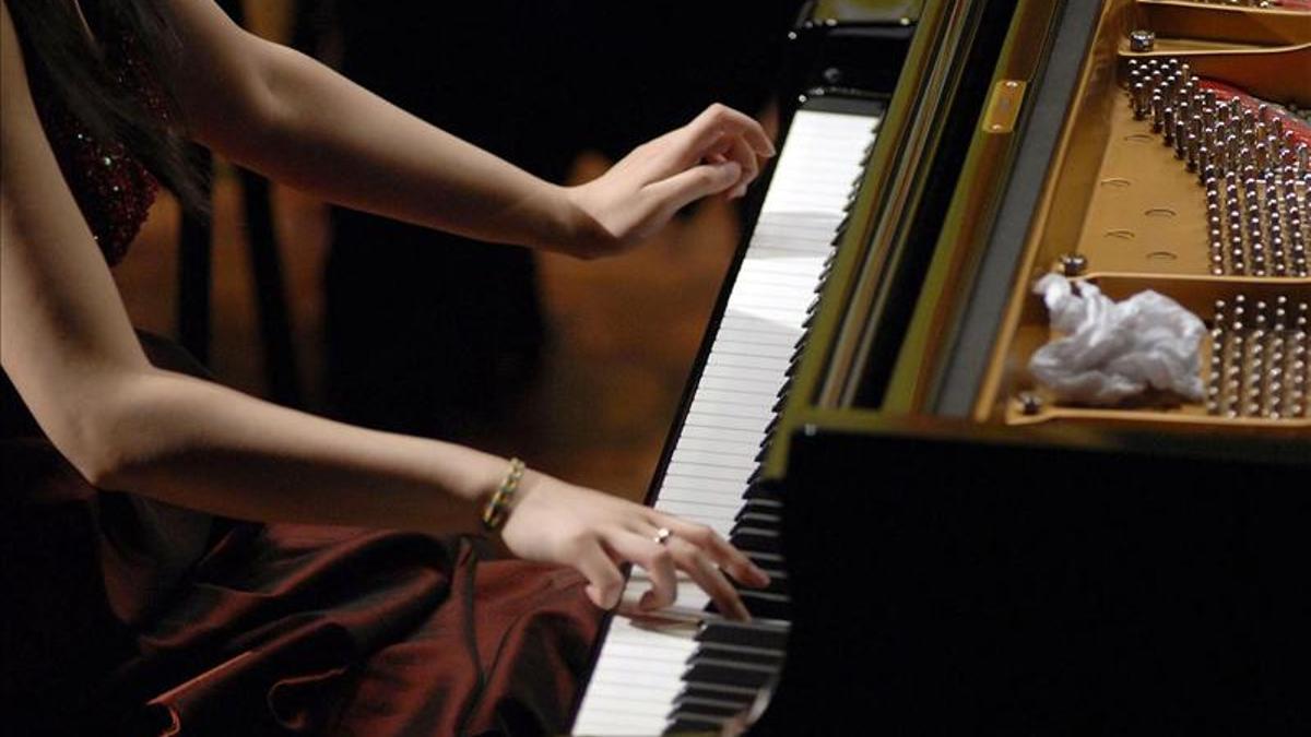 El amor por la música convierte a niños del campo en pequeños virtuosos