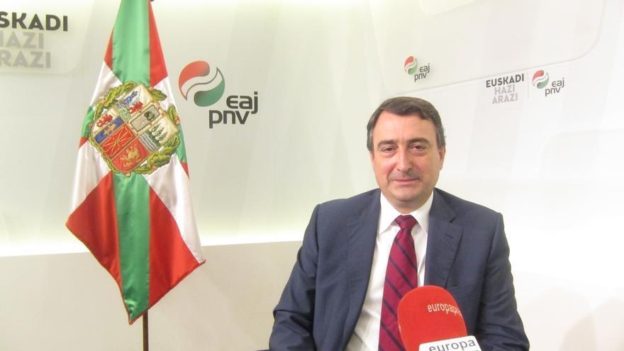 """PNV critica el """"despropósito"""" del PP en materia de pacificación"""