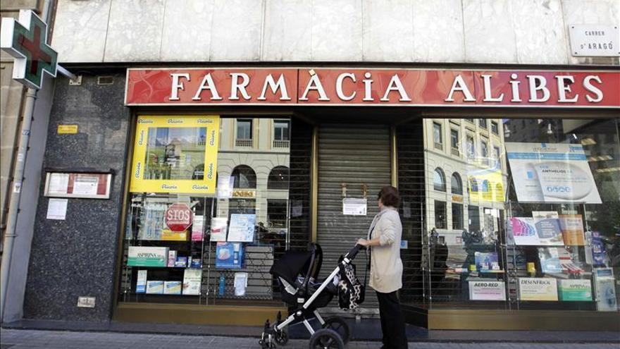 Los farmacéuticos catalanes cobran 309 millones por tres meses de atrasos