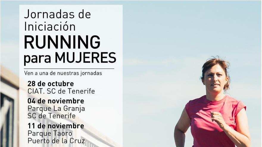 Cartel de las jornadas previstas por el Cabildo de Tenerife