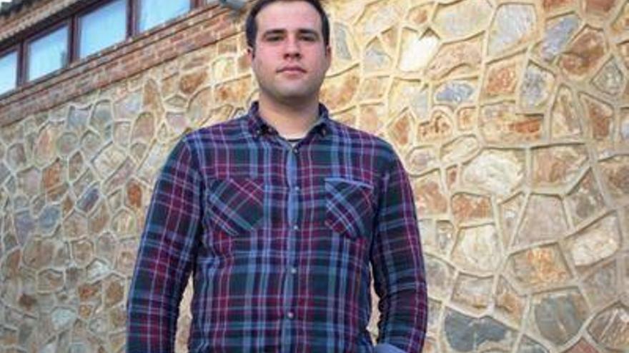Daniel Hierro, diputado de Podemos / Twitter @Danihife