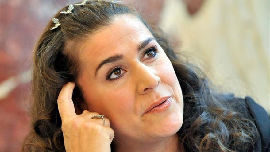 Cecilia Bartoli entusiasma al público del Real y le regala cinco bises
