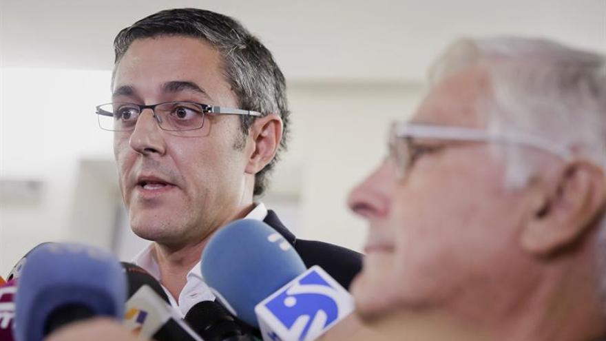 Madina se alinea con Díaz pero elude decir si debe liderar el partido