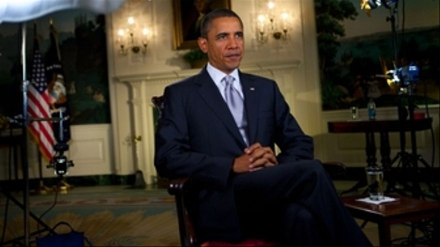 Barack Obama, presidente de Estados Unidos. Discurso 23 octubre 2010
