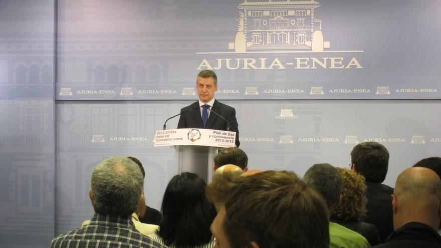"""Urkullu no se reunió con el Rey para rendirle """"pleitesía"""", sino para hablarle del """"nuevo estatus"""" de Euskadi"""
