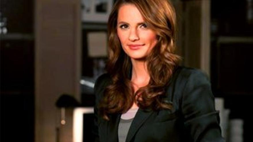 La reacción de Stana Katic (Beckett) tras la cancelación de 'Castle'