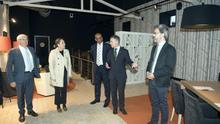Reunión con la Comisión Internacional de Verificación con las autoridades vascas y navarras.