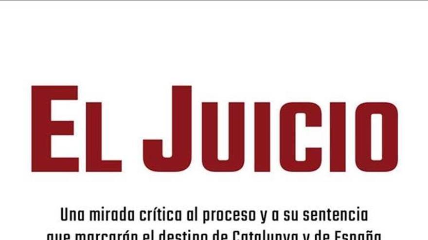 Portada del libro 'El Juicio', de Iñigo Sáenz de Ugarte, que ya va por su segunda edición