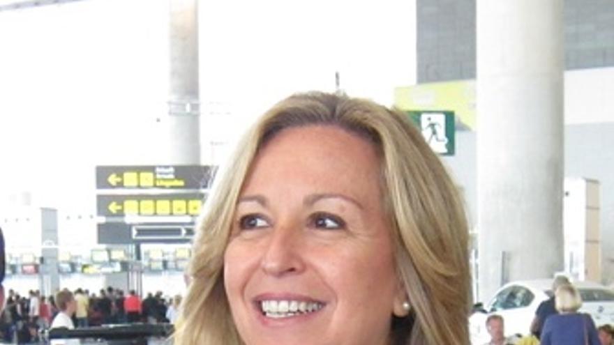 La Ministra De Exteriores, Trinidad Jiménez