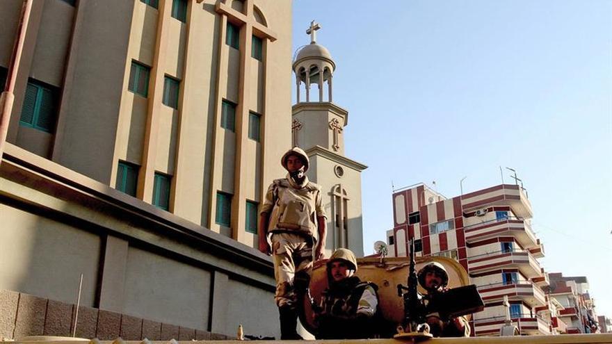 Un tribunal egipcio condena a muerte a once egipcios acusados de terrorismo