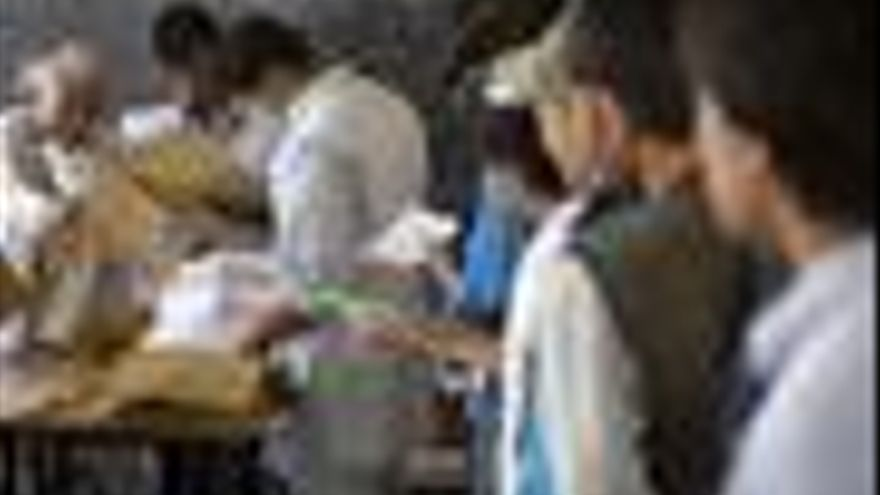 La Comisión Electoral expresa su temor por la seguridad y la legitimidad del Gobierno si hay segunda vuelta