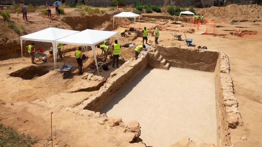 Descubren restos de una villa romana que exportaba vino por todo el Imperio