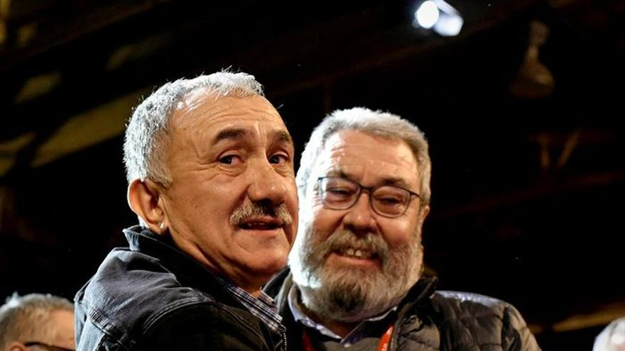 Méndez sobre Cataluña: La nueva Ejecutiva de UGT hará lo correcto