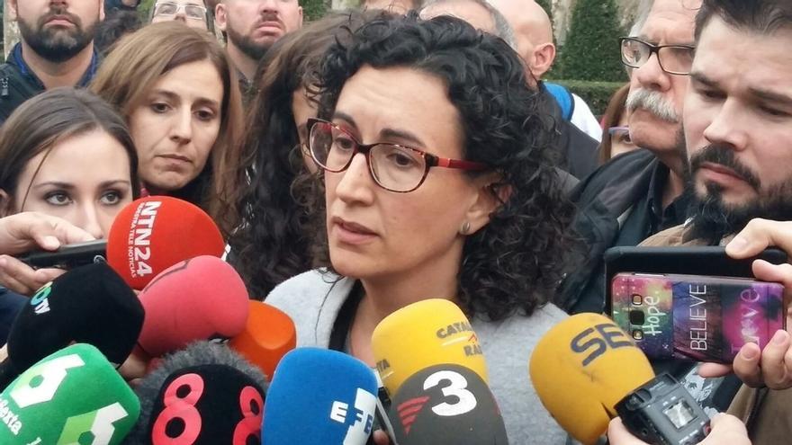 """Rovira (ERC): """"El Estado español es un Estado fallido que ha tocado fondo"""""""