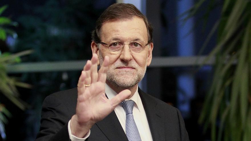 """Rajoy sale """"muy contento"""" del debate y recrimina a Sánchez sus """"insultos"""": """"Eso no lo voy a aceptar"""""""
