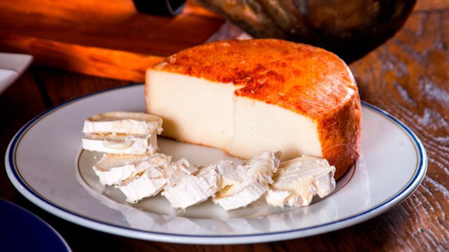 El queso Ibores, uno de los manjares de Extremadura.