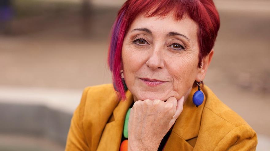 La escritora y premio de la Crítica Literaria Valenciana Elia Barceló