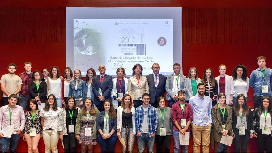 El 90% del alumnado que se forma en el Basque Ecodesign Hub encuentra empleo en el sector industrial