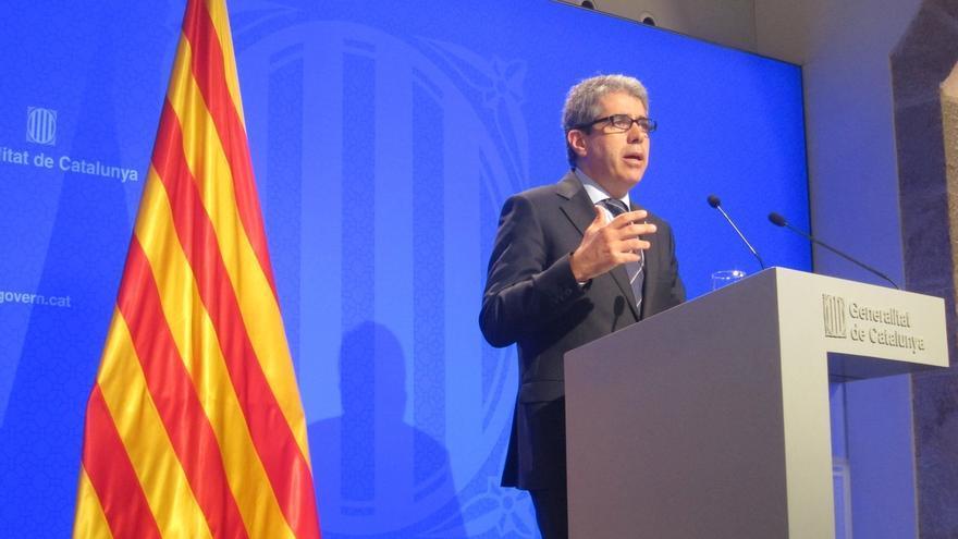Homs dice a la CUP que el independentismo es mayoritario pero no puede prescindir de nadie
