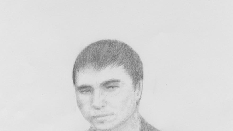 Nurmemet Yasin, poeta uigur. Copyright:Human Rights in China (HRIC)